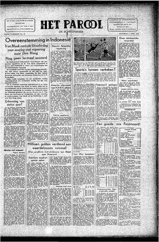 Rotterdamsch Parool / De Schiedammer 1946-04-01