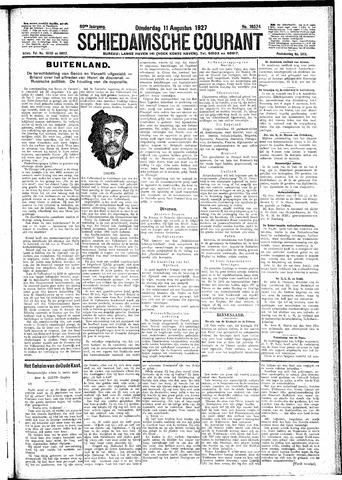 Schiedamsche Courant 1927-08-11