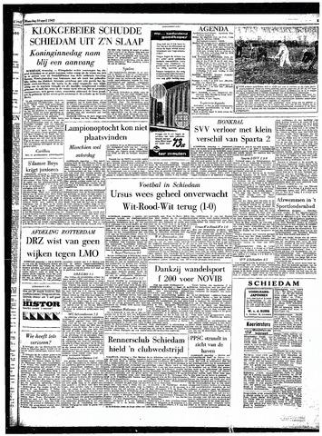 Rotterdamsch Parool / De Schiedammer 1962-04-30