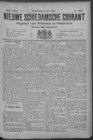 Nieuwe Schiedamsche Courant 1901-05-09