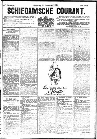 Schiedamsche Courant 1912-11-25