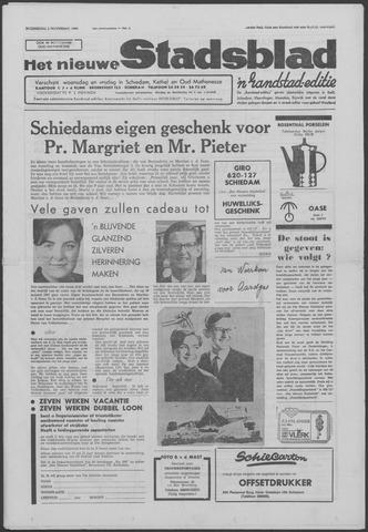 Het Nieuwe Stadsblad 1966-11-02