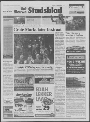 Het Nieuwe Stadsblad 2004-09-01
