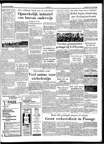 Trouw / De Rotterdammer 1962-06-26