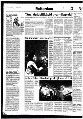 Rotterdamsch Nieuwsblad / Schiedamsche Courant / Rotterdams Dagblad / Waterweg / Algemeen Dagblad 1993-06-12