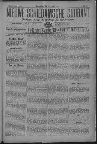 Nieuwe Schiedamsche Courant 1913-12-31