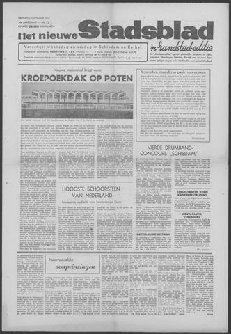 Het Nieuwe Stadsblad 1962-09-07