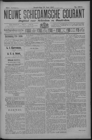 Nieuwe Schiedamsche Courant 1913-06-19