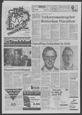 Het Nieuwe Stadsblad 1991-04-17