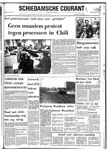 Rotterdamsch Nieuwsblad / Schiedamsche Courant / Rotterdams Dagblad / Waterweg / Algemeen Dagblad 1974-08-27