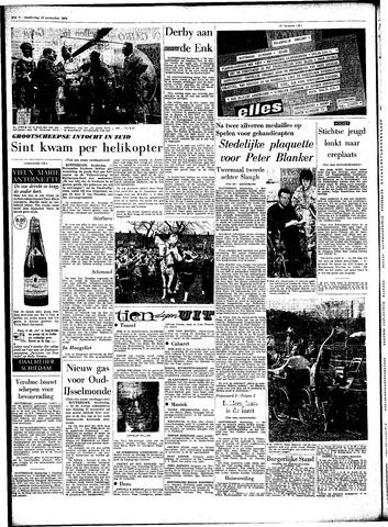 Rotterdamsch Parool / De Schiedammer 1964-11-19