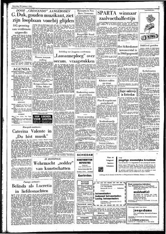 Rotterdamsch Parool / De Schiedammer 1961-01-28