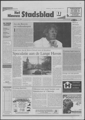 Het Nieuwe Stadsblad 1998-04-01