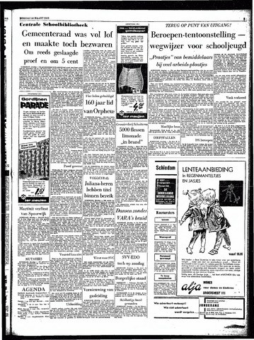 Rotterdamsch Parool / De Schiedammer 1963-03-26