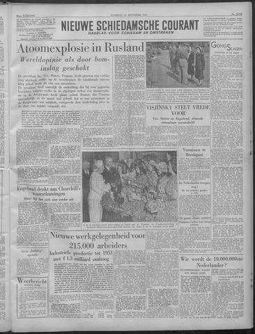 Nieuwe Schiedamsche Courant 1949-09-24
