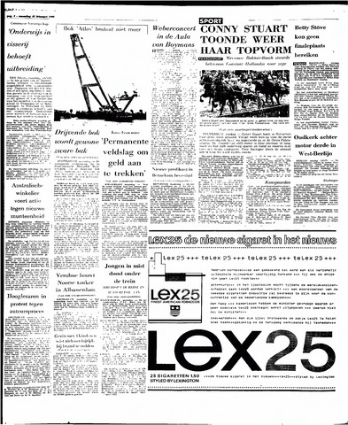 Rotterdamsch Parool / De Schiedammer 1966-02-21