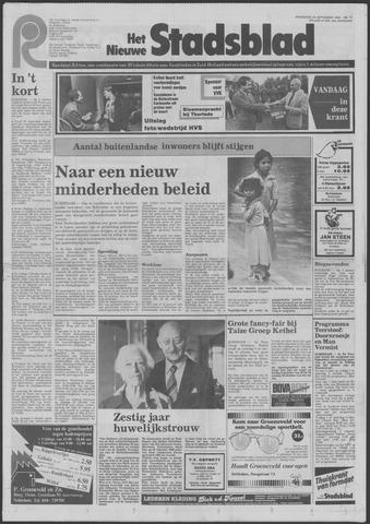 Het Nieuwe Stadsblad 1982-09-29
