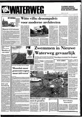 Rotterdamsch Nieuwsblad / Schiedamsche Courant / Rotterdams Dagblad / Waterweg / Algemeen Dagblad 1987-07-24