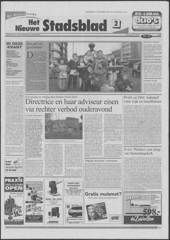Het Nieuwe Stadsblad 2000-12-07