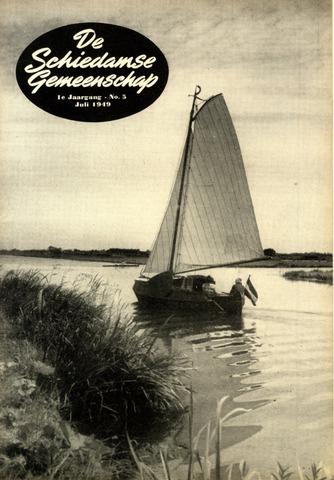 Schiedamse Gemeenschap (tijdschrift) 1949-07-01