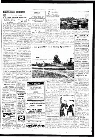Rotterdamsch Nieuwsblad / Schiedamsche Courant / Rotterdams Dagblad / Waterweg / Algemeen Dagblad 1966-06-29
