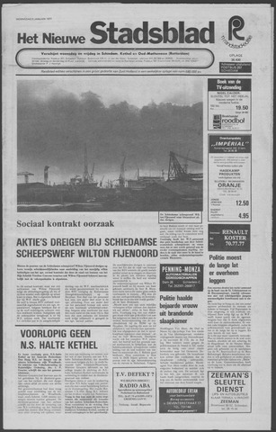 Het Nieuwe Stadsblad 1977