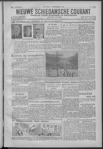 Nieuwe Schiedamsche Courant 1946-09-09