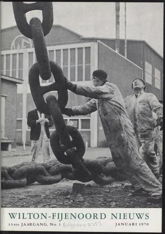 Wilton Fijenoord Nieuws 1970-01-01