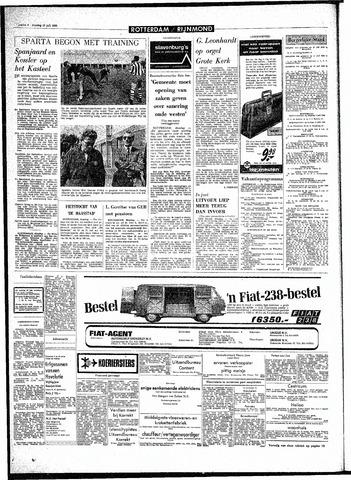 Rotterdamsch Parool / De Schiedammer 1968-07-16
