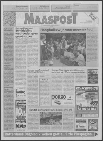 Maaspost / Maasstad / Maasstad Pers 1996-07-10