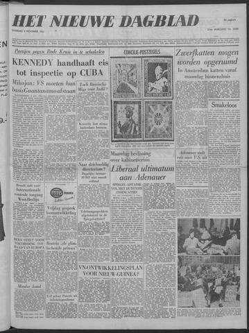Nieuwe Schiedamsche Courant 1962-11-03