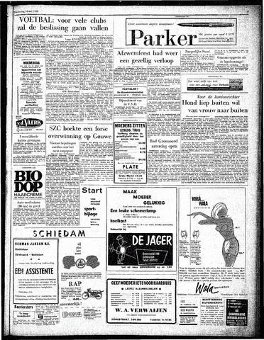 Rotterdamsch Parool / De Schiedammer 1962-05-10