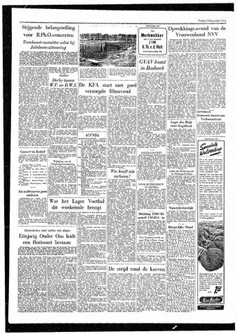 Rotterdamsch Parool / De Schiedammer 1955-09-16