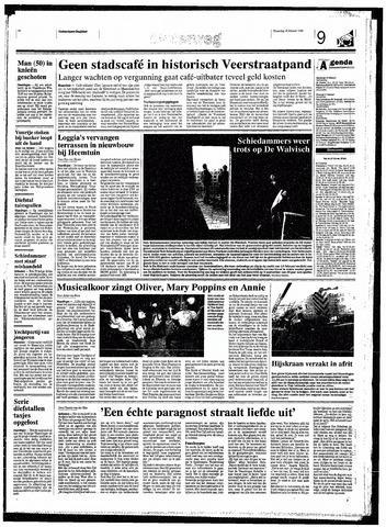 Rotterdamsch Nieuwsblad / Schiedamsche Courant / Rotterdams Dagblad / Waterweg / Algemeen Dagblad 1998-02-16
