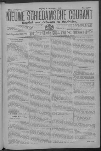Nieuwe Schiedamsche Courant 1918-12-06