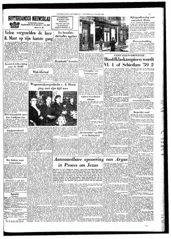 Rotterdamsch Nieuwsblad / Schiedamsche Courant / Rotterdams Dagblad / Waterweg / Algemeen Dagblad 1964-03-05