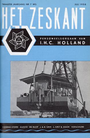 Het Zeskant 1958-07-01