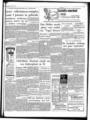 Rotterdamsch Parool / De Schiedammer 1962-11-15
