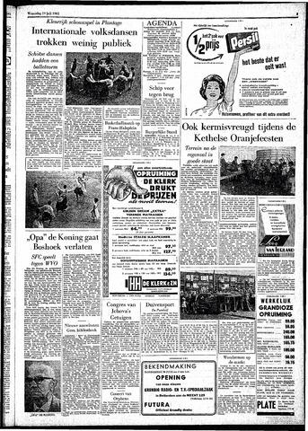 Rotterdamsch Parool / De Schiedammer 1961-07-19