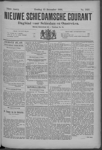 Nieuwe Schiedamsche Courant 1901-12-15