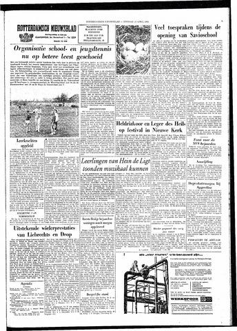 Rotterdamsch Nieuwsblad / Schiedamsche Courant / Rotterdams Dagblad / Waterweg / Algemeen Dagblad 1964-04-14