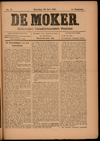 De Moker 1901-07-20