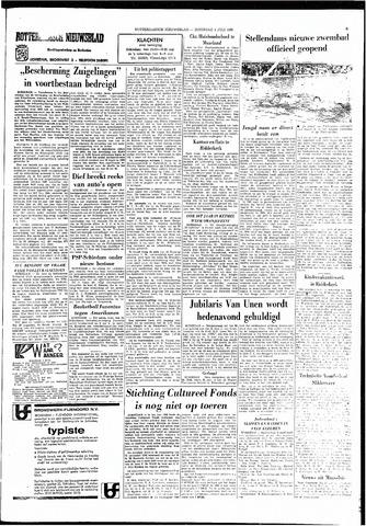 Rotterdamsch Nieuwsblad / Schiedamsche Courant / Rotterdams Dagblad / Waterweg / Algemeen Dagblad 1966-07-05