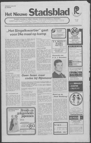 Het Nieuwe Stadsblad 1973-07-18