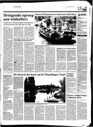 Rotterdamsch Nieuwsblad / Schiedamsche Courant / Rotterdams Dagblad / Waterweg / Algemeen Dagblad 1998-08-10
