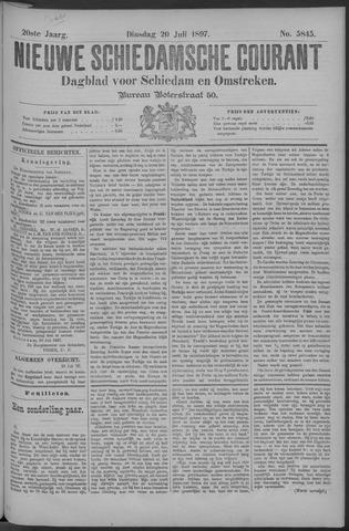Nieuwe Schiedamsche Courant 1897-07-20