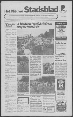 Het Nieuwe Stadsblad 1978-06-09