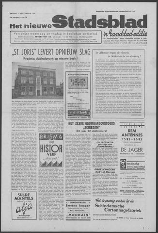 Het Nieuwe Stadsblad 1964-09-11