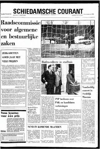 Rotterdamsch Nieuwsblad / Schiedamsche Courant / Rotterdams Dagblad / Waterweg / Algemeen Dagblad 1970-01-19
