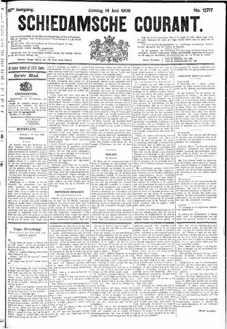 Schiedamsche Courant 1908-06-14